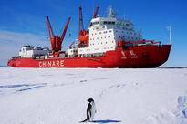 Antarctic air squadron to be set up
