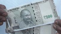Rs 500 notes dispensed from SBI ATM without serial numbers