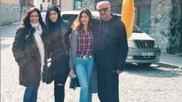 Holiday Diaries: You simply can't miss these pictures of Sridevi and family vacationing in Georgia!
