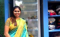 A community fridge at Chennai beach that feeds the hungry