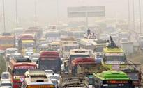 Cars stuck for over 5 hours on busy NH-2