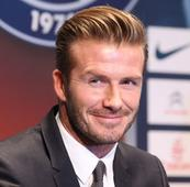 Not in China to improve image of country's football: David Beckham