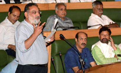 J&K passes GST Bill after Prez gives nod to order