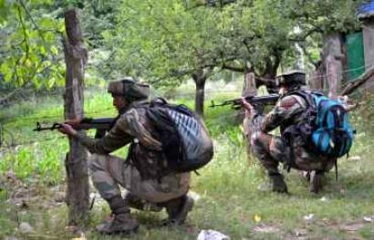 Encounter on in Baramulla to flush out 2 militants