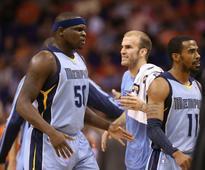 Cavs snap skid, Grizzlies down Rockets