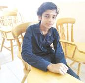 Meet the 14-yr-old music director