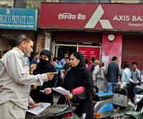Axis Bank counter sees surge in volumes after Rosfnet acquires Essar Oil