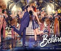 Befikre first song Labon ka karobaar is all about kisses