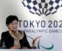 Tokyo governor warns of spiralling 2020 Olympics costs