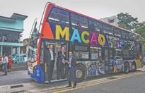Got something to say? Go big with Redberry's double decker buses