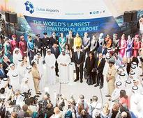 Ahmad Bin Saeed officially opens the new Concourse D