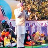 Let off by cops in sacrilege case, Sikh bros pledge support to AAP