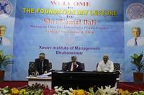 Volvo India MD Kamal Bali delivered 14th Foundation Day Lecture of XIMB