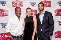 iTECH Hosts Cricket All Stars in New York January 06, 2016Brian Lara, Glenn Mc Grath, Shaun Pollock, Shoaib Akhtar, and many more Cricket All Stars were hosted by iTECH for a fine Yacht Cruise around New York City
