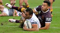 Wests Tigers upset Brisbane Broncos as State of Origin absences bite