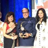 Dr. Subhash Chandra receives CIF Global Indian Award in Canada