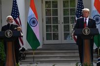 Eliminating terrorism top priority for us: PM Modi in joint press statement with Trump