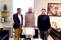 BJP demands CM and Imphal West SP to resign over BT Road killing case
