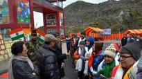 Army and ITBP officers take stock of Sikkim border showdown with China