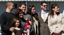 Former Alaska governor Sarah Palin's son arrested for assaulting father