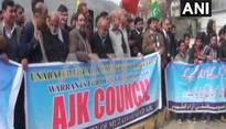 Massive anti-Pak protests continue in PoK
