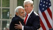 US President Donald Trump imitates PM Narendra Modi's accent