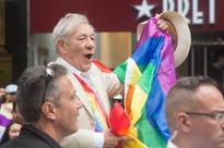Sir Ian McKellen just delivered this inspirational message to China's LGBT community