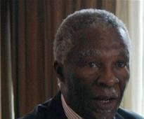 Former South African President Mbeki hails court ruling against Zuma