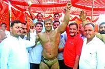 Benia Min of JKP lifts 8th Battal Dangal title