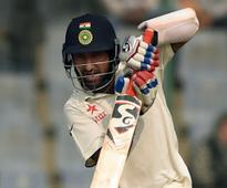 Playing the pink ball gets challenging under lights, says Cheteshwar Pujara