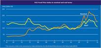 UN FAO Food Price Index 2016 down again