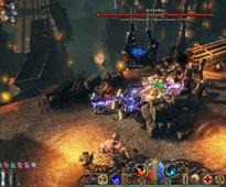 The Incredible Adventures of Van Helsing II fights monsters on the Xbox One July 1