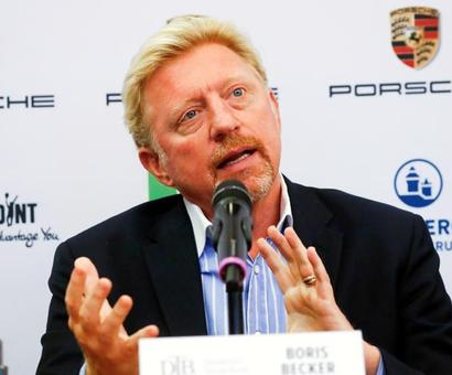 Becker appointed head of German men's tennis