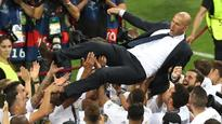 14 years on, Zizou returns to Real glory with Champions League triumph