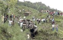 Seven dead, four injured as BSF patrol car falls into gorge in Mizoram