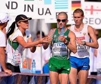 Heart of gold: Olympian Rob Heffernan looks back at a roller-coaster year