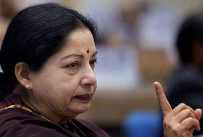 India must take a historic stance on Tamils issue: Jaya