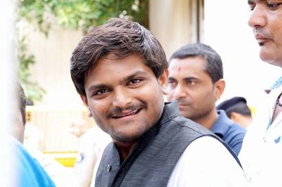Hardik Patel's family put under house arrest for demanding his release