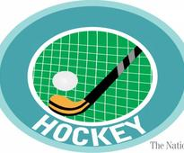 National senior hockey camp from 28th