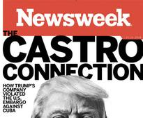 Hackers Crash Newsweek After It Publishes Report on Trump's Cuba Dealings