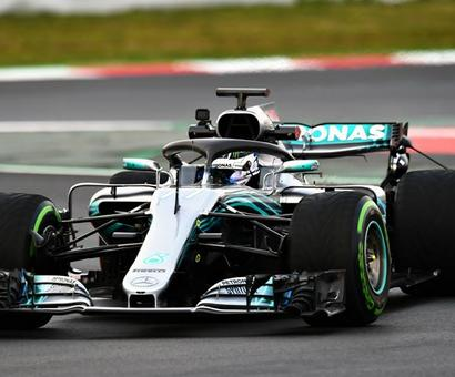 F1: Battling Bottas looks for a step up Down Under