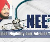 NEET result declared; Punjab boy bags top rank