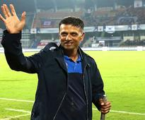 Fantastic to see youngsters play pro football: Dravid