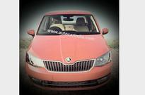 Skoda Rapid facelift spotted sans camouflage ahead of November launch; all we know so far