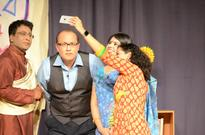 As Indian Theater Gets Traction in New England, Bengalis Stage Scandal Scoop Aar Kobitar Hoop