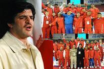 Iranian wrestling team arrives in Rio