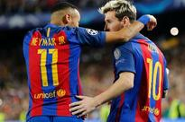 Lionel Messi treated Man City like playground kids, says Luis Enrique