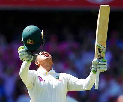 PHOTOS: Khawaja's solid 171 puts Australia in command