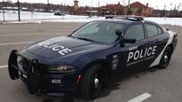 Dark blue Barrie police cruisers spur concerns
