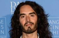 Comedian Russell Brand voted 'smelliest looking'